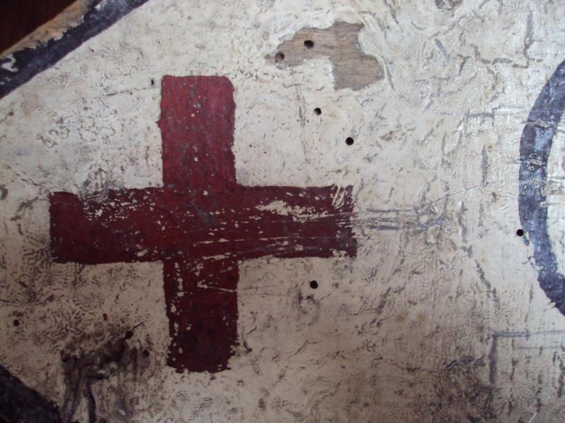 panneau indicateur de l'armée allemande ww2 Photo228