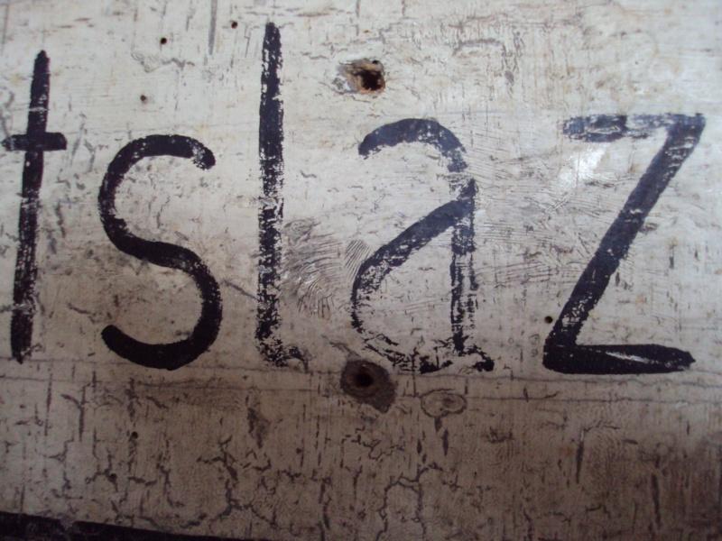 panneau indicateur de l'armée allemande ww2 Photo323