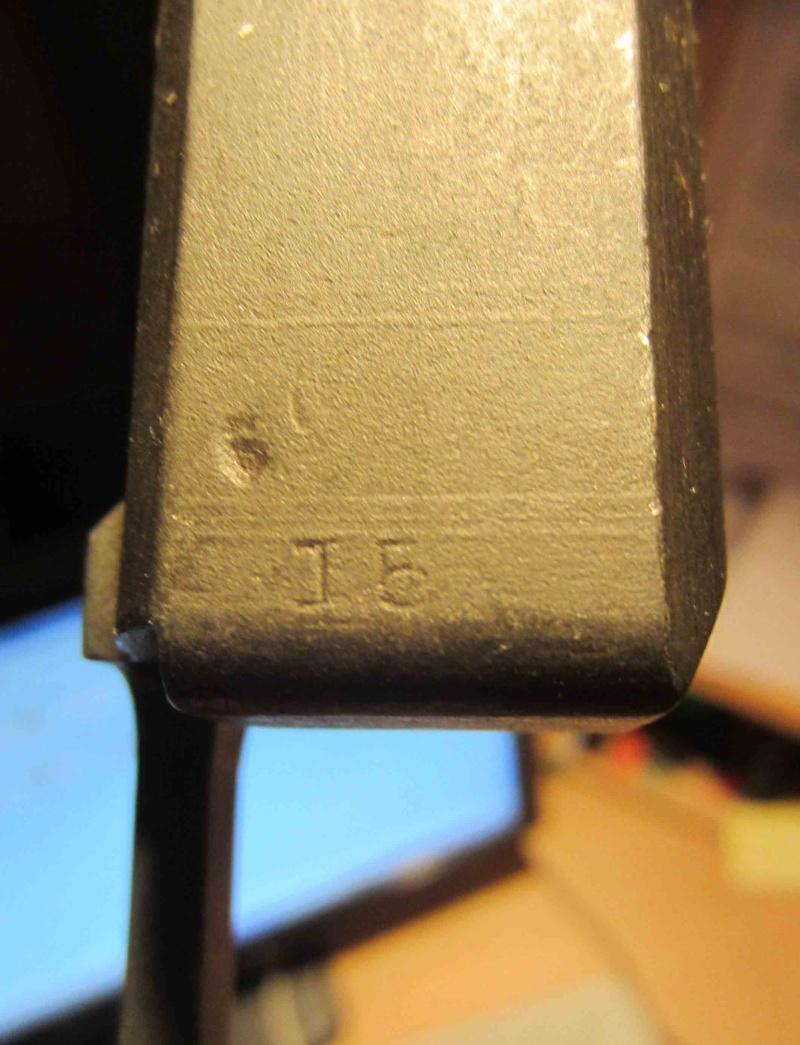 Culasse et levier d'armement USM1 Img_5916
