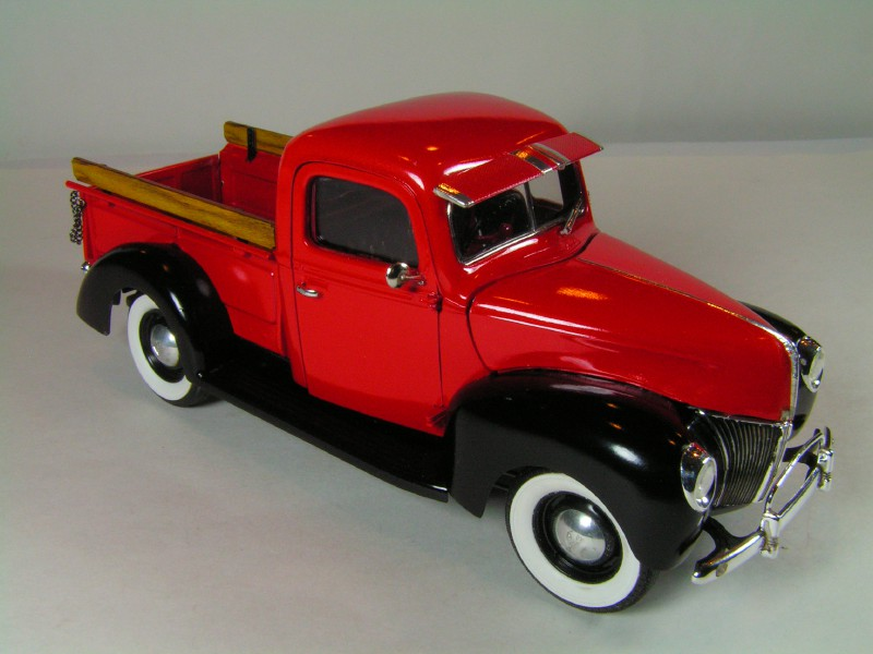 Community Build #6 75th Anniversary of the 1940 Ford 40_for40