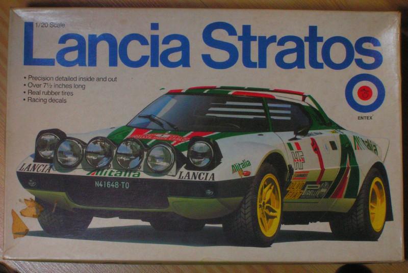 1977 Lancia Stratos HF - Alitalia Rally Car Lancia10