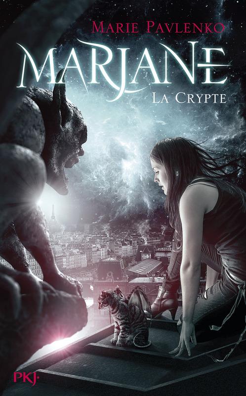 PAVLENKO Marie - Marjane tome 1 : La crypte Crypte10