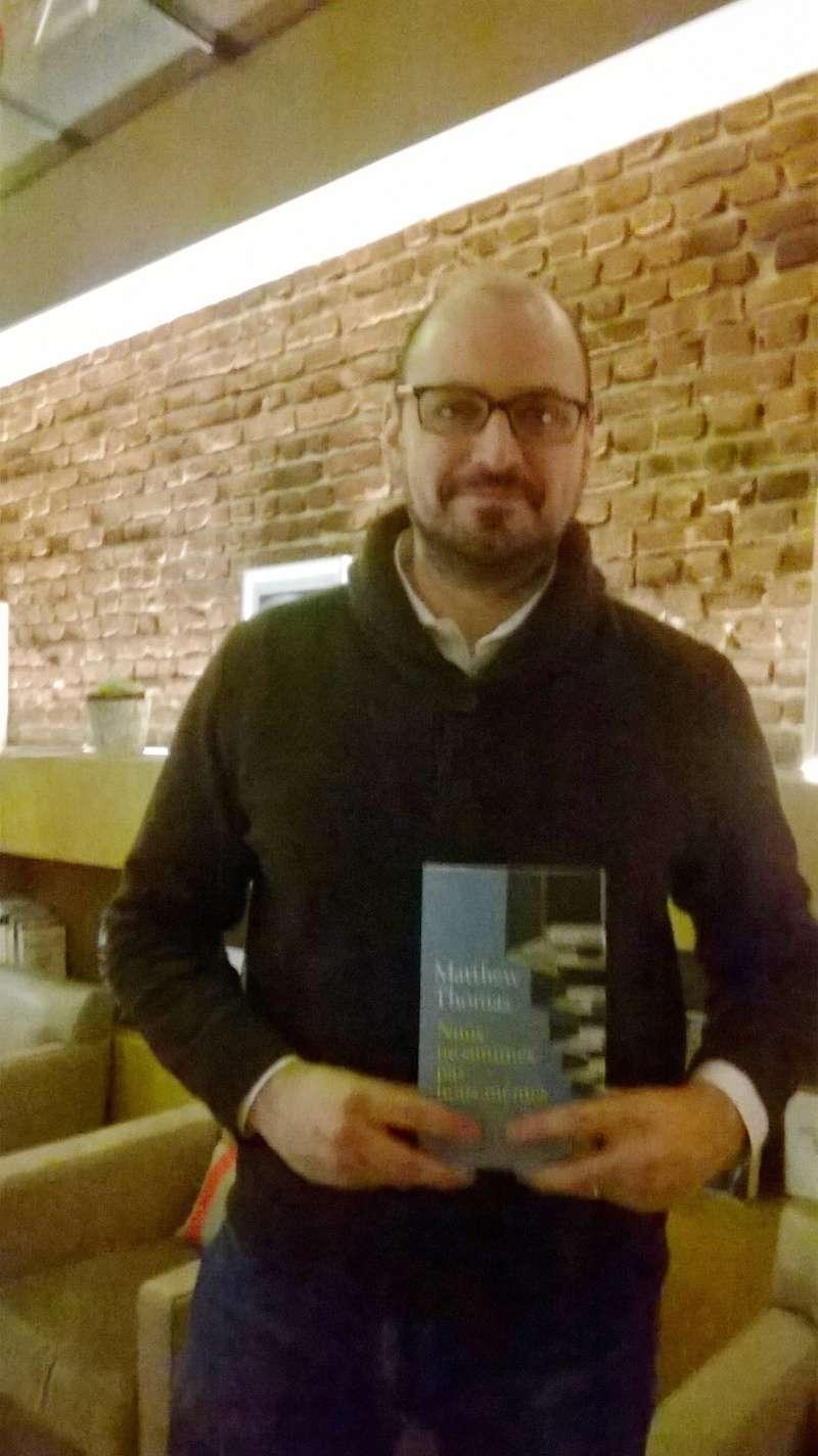 Rencontre avec Matthew Thomas - Paris, le 12 janvier 2015 Wp_20111