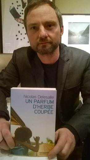 Rencontre avec Nicolas Delesalle - Paris, le 3 février 2015 Wp_20116