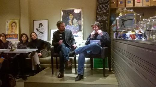 Rencontre avec Nicolas Delesalle - Paris, le 3 février 2015 Wp_20117