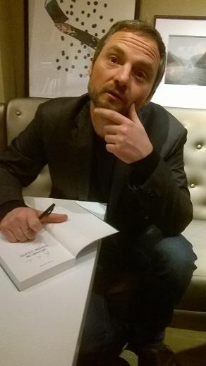 Rencontre avec Nicolas Delesalle - Paris, le 3 février 2015 Wp_20118