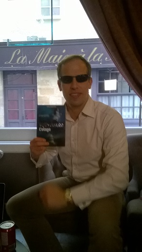 Rencontre avec Chris Bradford - 12 février 2015 - Paris Wp_20126