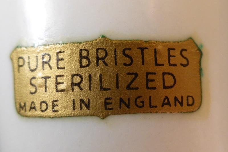 """Gillette Standard """"pure bristles"""" P1020011"""