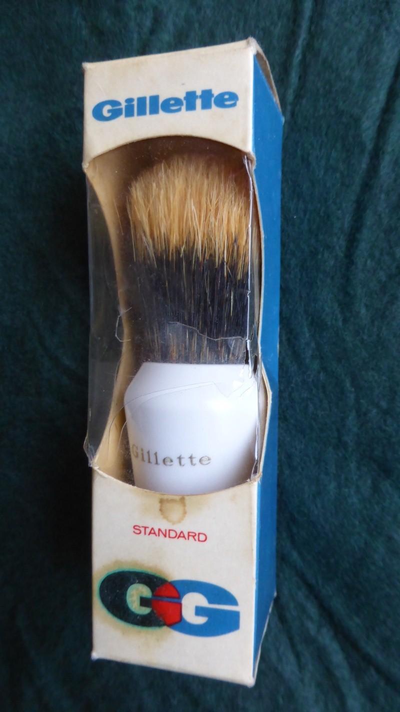 """Gillette Standard """"pure bristles"""" P1020013"""