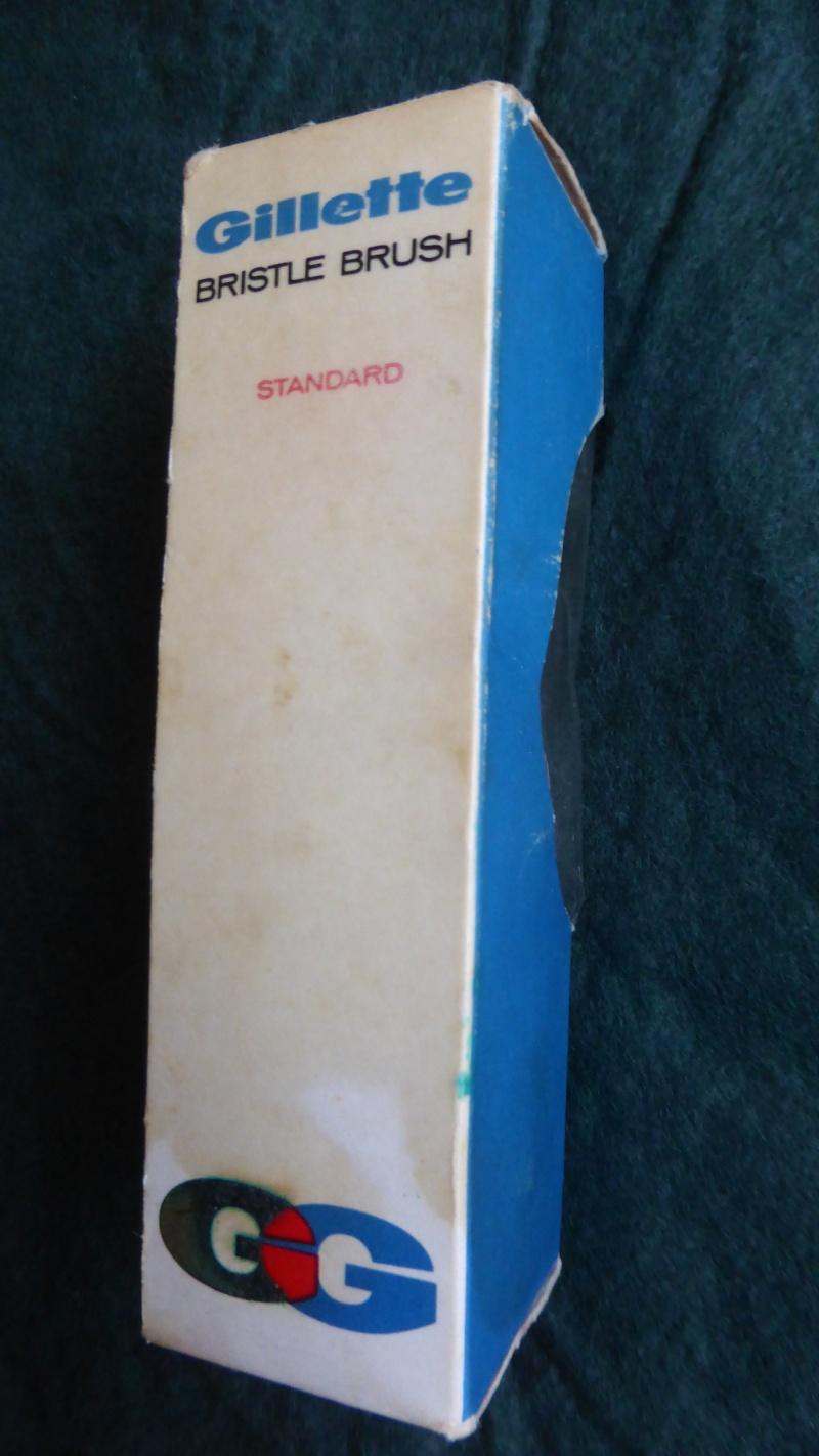 """Gillette Standard """"pure bristles"""" P1020014"""