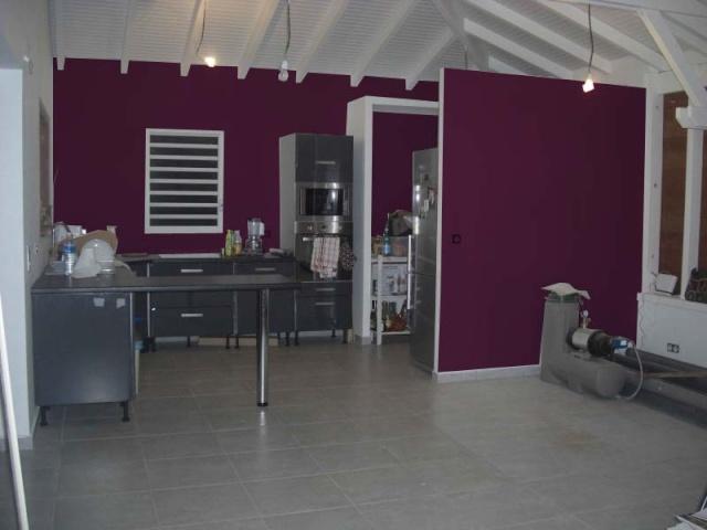 peinture salle a manger  Auberg10