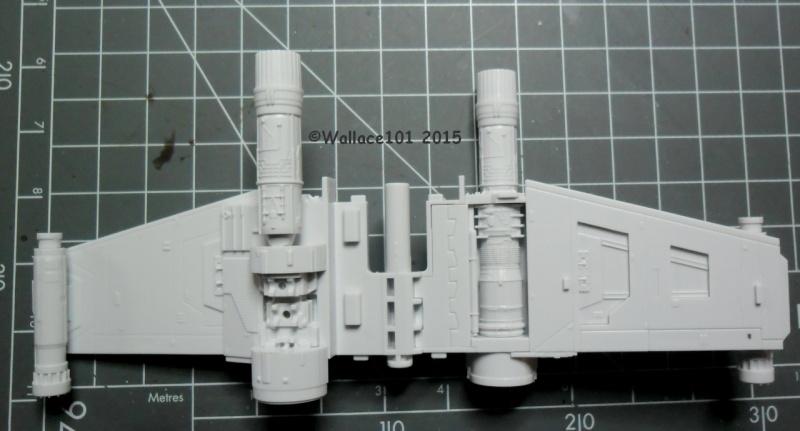 X-Wing Starfighter T-65 Bandaï 1/72 21020010