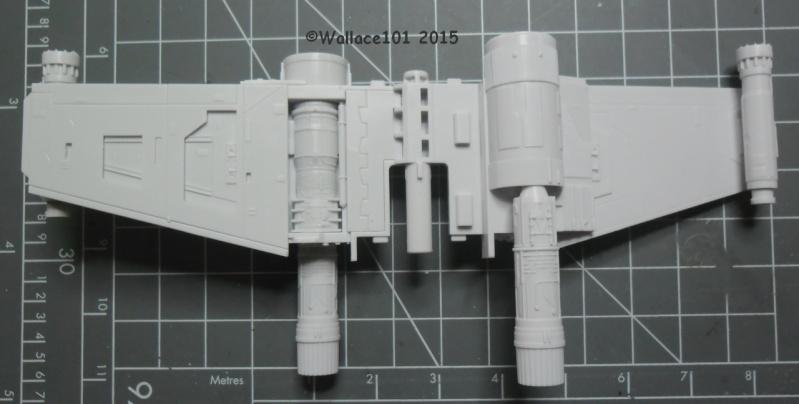 X-Wing Starfighter T-65 Bandaï 1/72 21020012