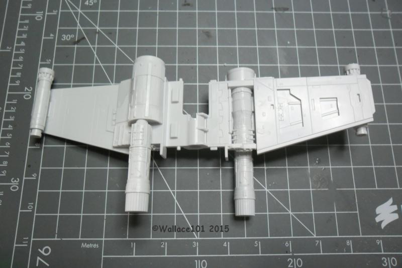 X-Wing Starfighter T-65 Bandaï 1/72 22020010