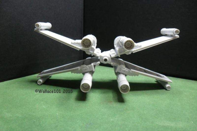 X-Wing Starfighter T-65 Bandaï 1/72 22020011