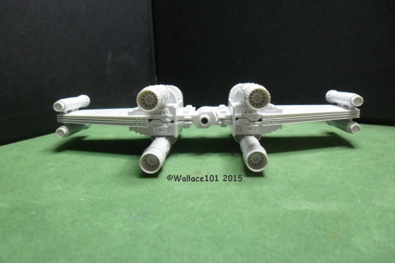 X-Wing Starfighter T-65 Bandaï 1/72 22020012