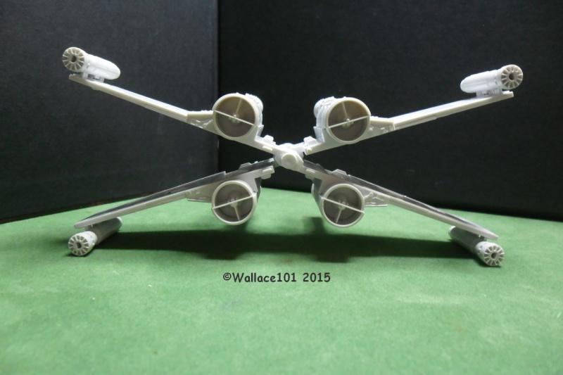 X-Wing Starfighter T-65 Bandaï 1/72 22020013