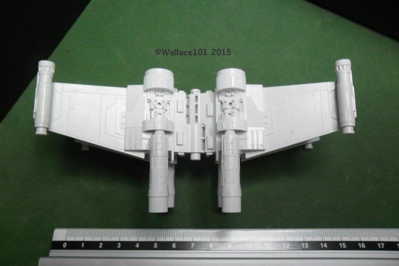 X-Wing Starfighter T-65 Bandaï 1/72 22020014