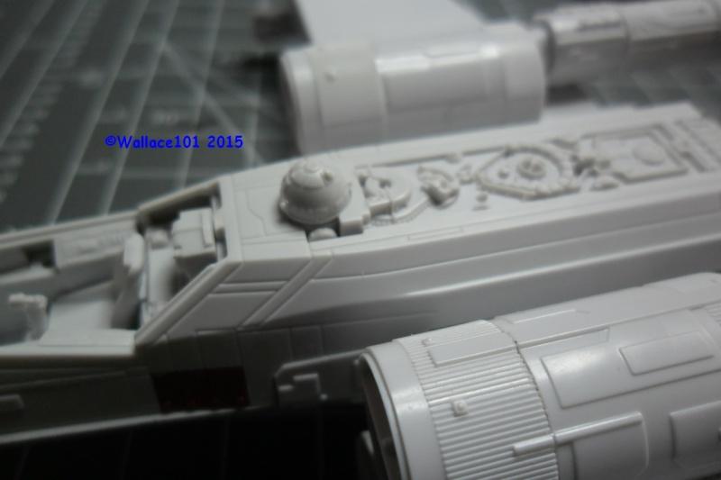 X-Wing Starfighter T-65 Bandaï 1/72 22_02_20