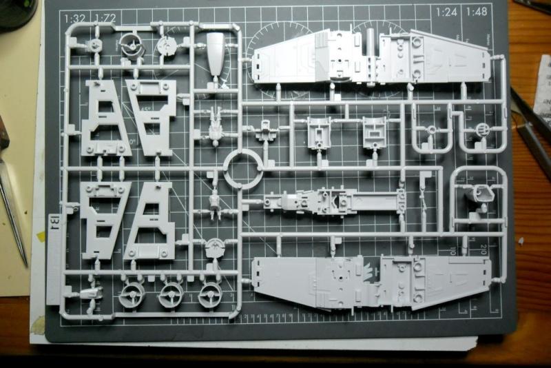 X-Wing Starfighter T-65 Bandaï 1/72 Sam_4118