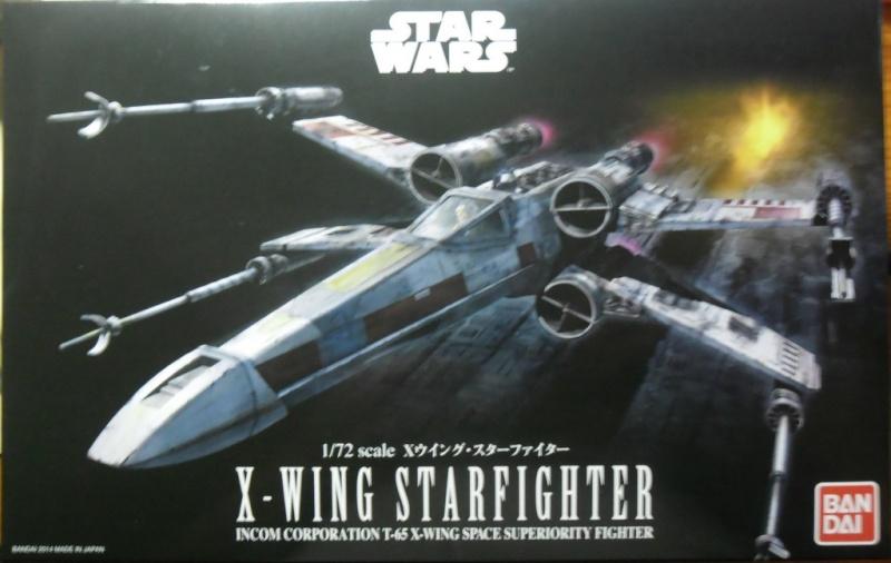 X-Wing Starfighter T-65 Bandaï 1/72 Sans_t32