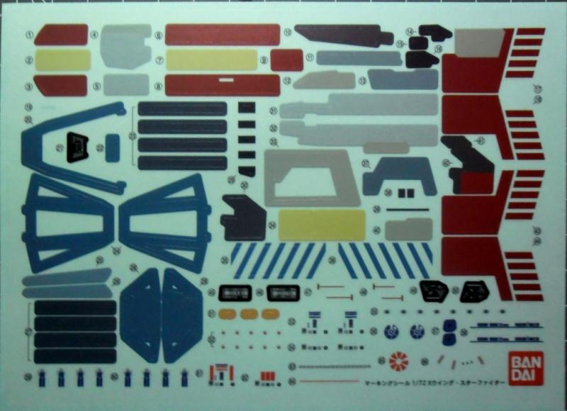 X-Wing Starfighter T-65 Bandaï 1/72 Sans_t37