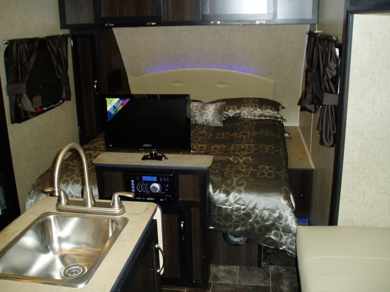 Scoop :  Nouvelle Prolite Supreme 19 pieds de luxe 10978610