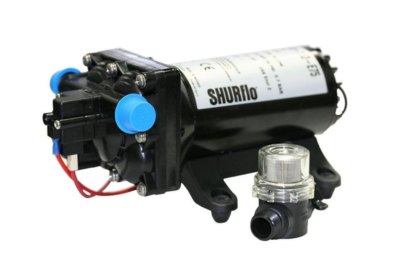 Entretien : Nettoyage du filtre de la pompe à eau   404810