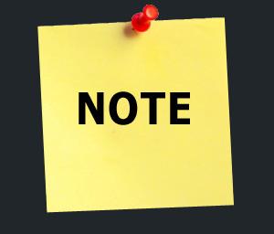 Tableau de maintenance requise Note10