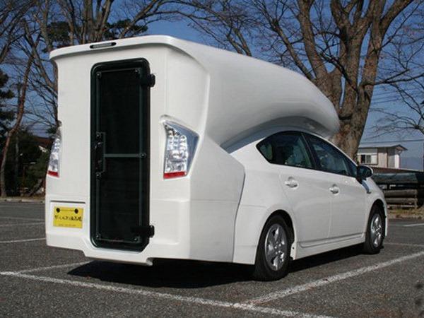Prius camper ! Toyota10