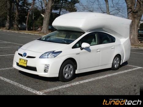 Prius camper ! Toyota11