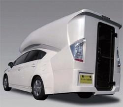 Prius camper ! Toyota12