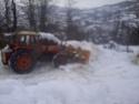 Trattori con vomero oppure lama da neve. Foto0810