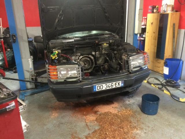 Changement de moteur - reportage  Photo_10