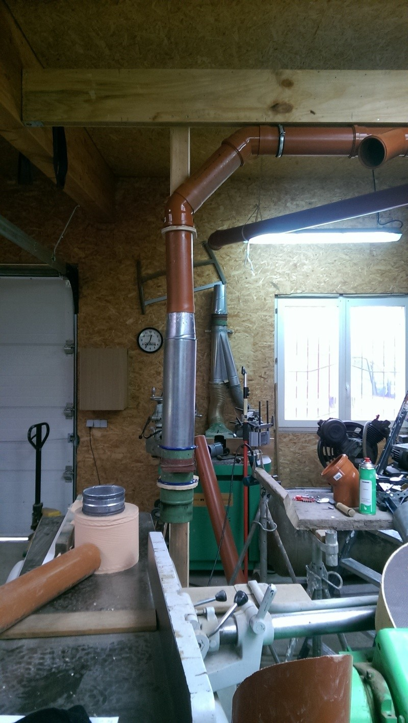 projet et questions fabrication grand aspirateur a cyclone, debut des travaux... - Page 3 Imag0319