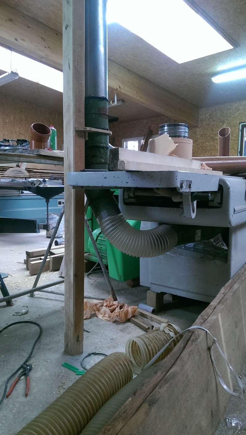 projet et questions fabrication grand aspirateur a cyclone, debut des travaux... - Page 3 Imag0320