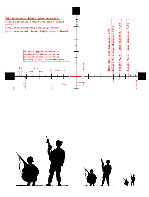 carte pour réticule MSR Msr_210