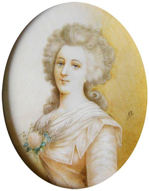 A vendre: miniatures de Marie Antoinette et de ses proches - Page 4 04accf10