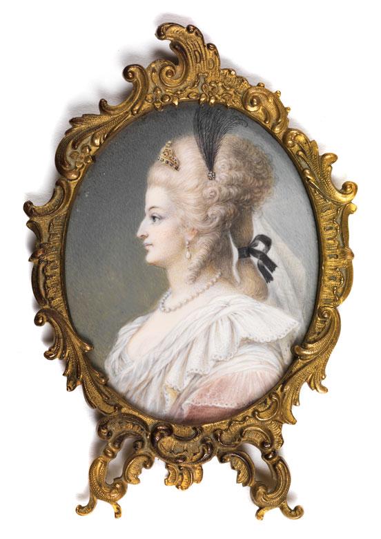 A vendre: miniatures de Marie Antoinette et de ses proches - Page 5 14256610