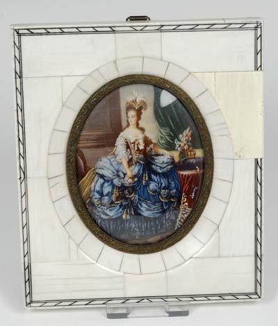 A vendre: miniatures de Marie Antoinette et de ses proches 22371410