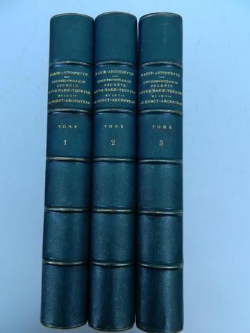 A vendre: livres sur Marie-Antoinette, ses proches et la Révolution - Page 2 7babc810