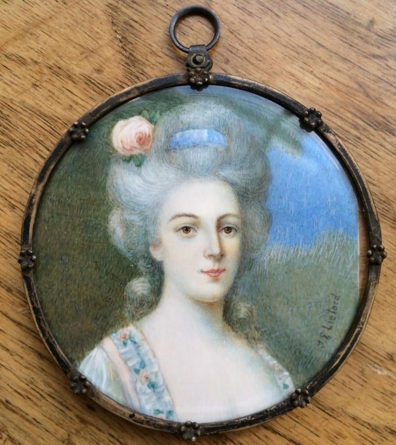 A vendre: miniatures de Marie Antoinette? - Page 2 _5710