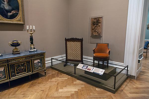 J. Paul Getty Museum (Los Angeles) Chair10