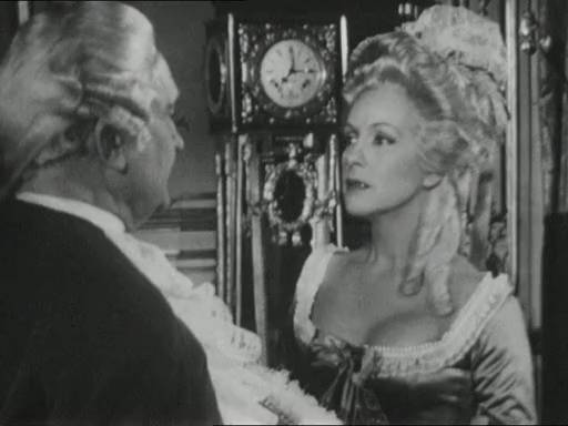 """""""L'affaire du collier de la reine"""", avec Giselle Pascal (Série """"La Caméra explore le temps"""" - 1962) Gisell10"""