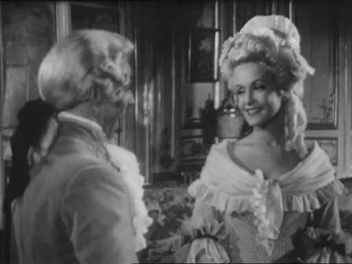 """""""L'affaire du collier de la reine"""", avec Giselle Pascal (Série """"La Caméra explore le temps"""" - 1962) Gisell11"""