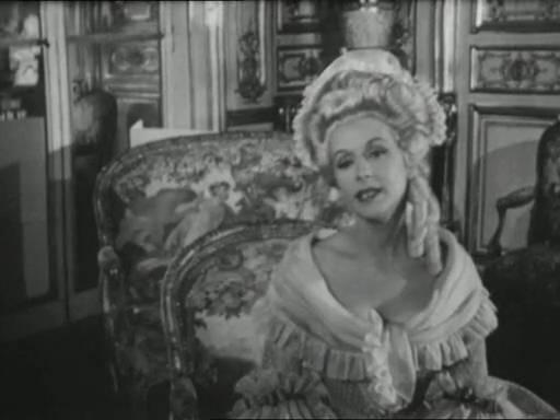 """""""L'affaire du collier de la reine"""", avec Giselle Pascal (Série """"La Caméra explore le temps"""" - 1962) Gisell12"""