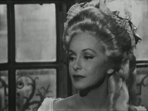 """""""L'affaire du collier de la reine"""", avec Giselle Pascal (Série """"La Caméra explore le temps"""" - 1962) Gisell13"""