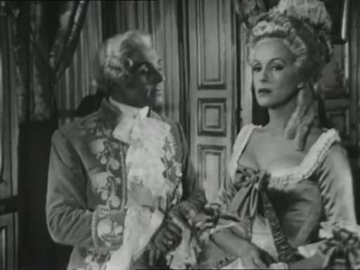 """""""L'affaire du collier de la reine"""", avec Giselle Pascal (Série """"La Caméra explore le temps"""" - 1962) Gisell14"""