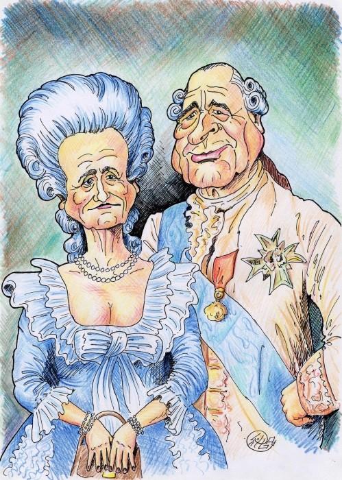 Marie Antoinette et l'éternel people Jacque10
