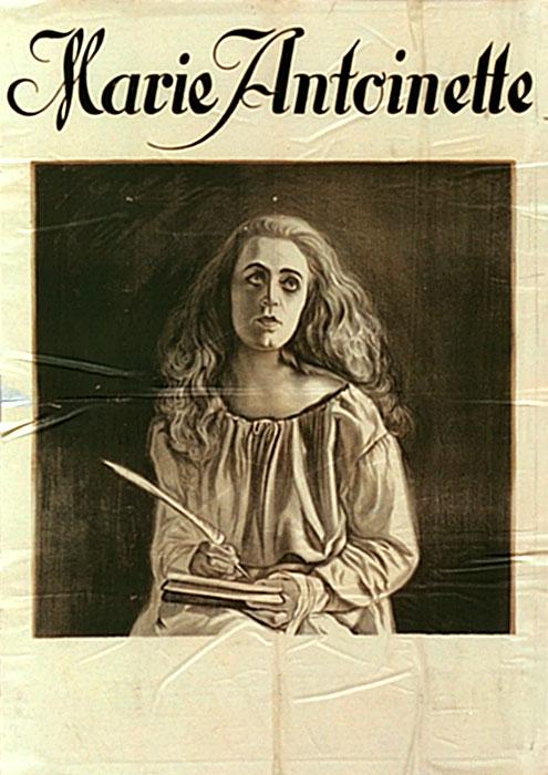 Marie-Antoinette - Das Leben einer Königin (Diane Karenne) par Rudolf Meinert (1922) Madian10